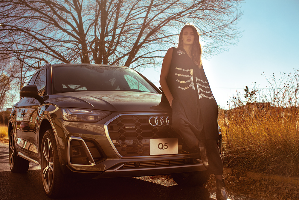 Amamos lo hecho en México: El nuevo Audi Q5 representa a nuestro país