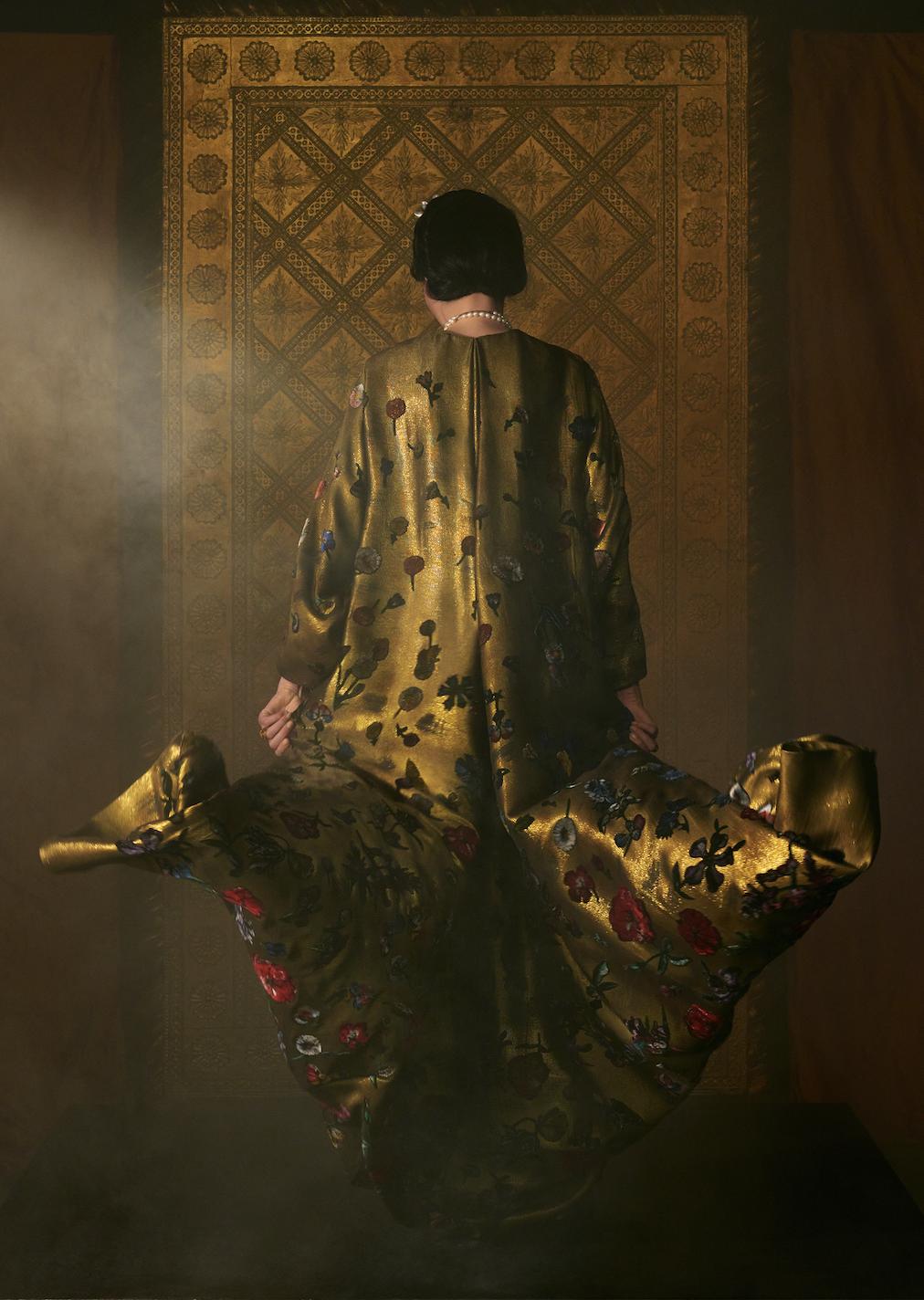 Dior convierte la magia del tarot en Alta Costura para primavera-verano 2021