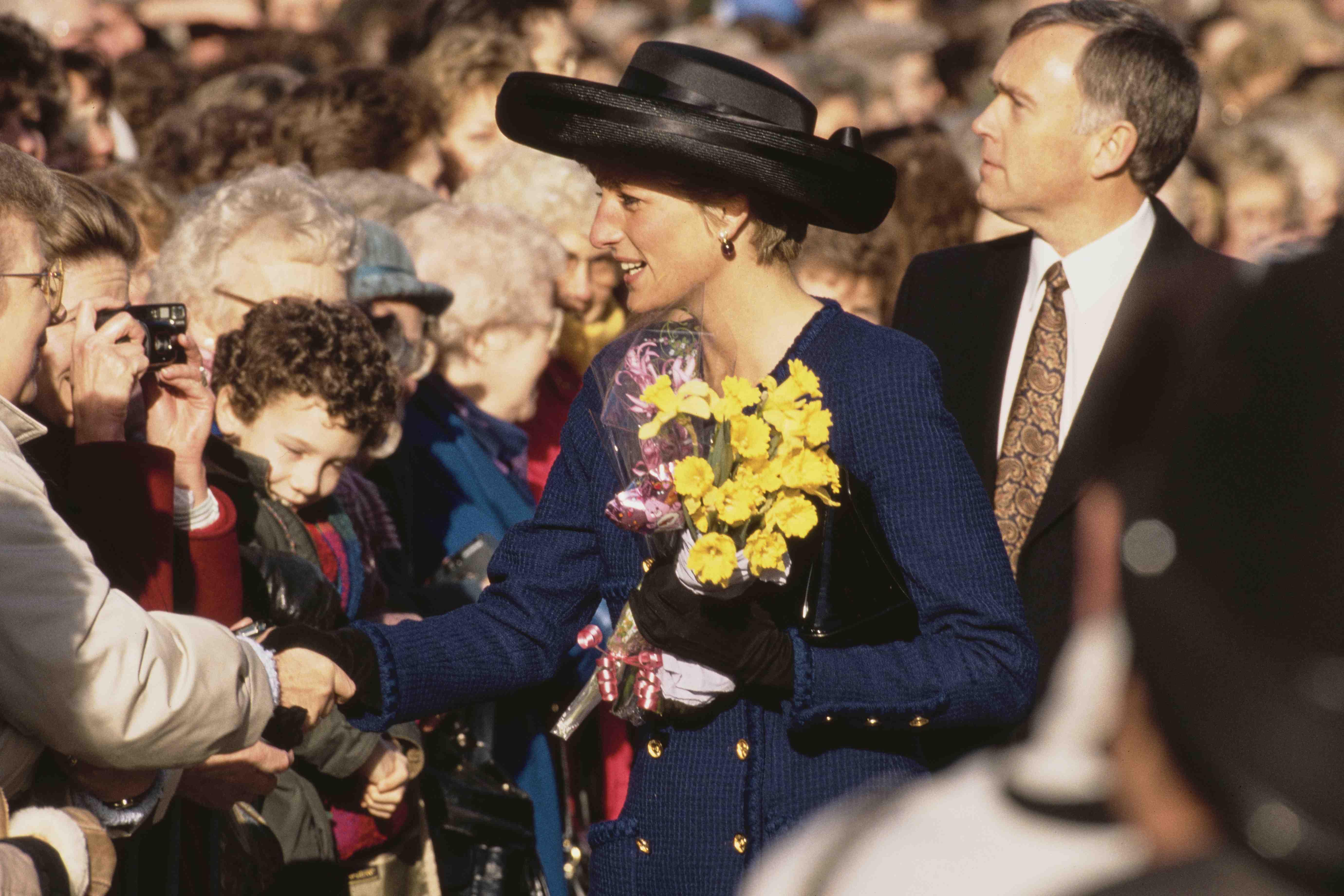 Esta es la razón por la que Lady Diana dejó de usar Chanel después de su divorcio