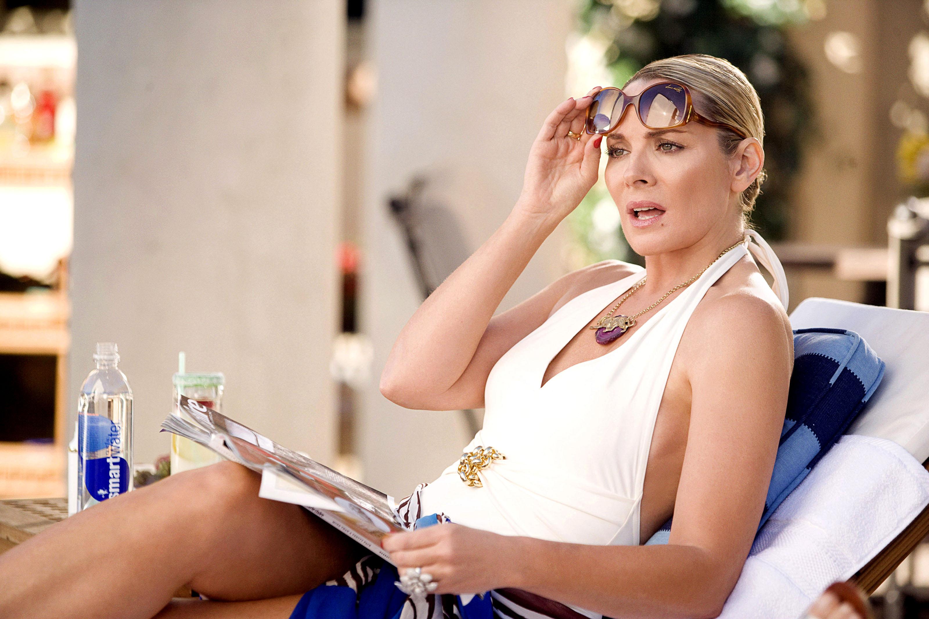 Lo que la autora de Sex and the City piensa del reboot sin Kim Cattrall