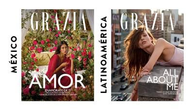 Grazia México y Latam, febrero 2021