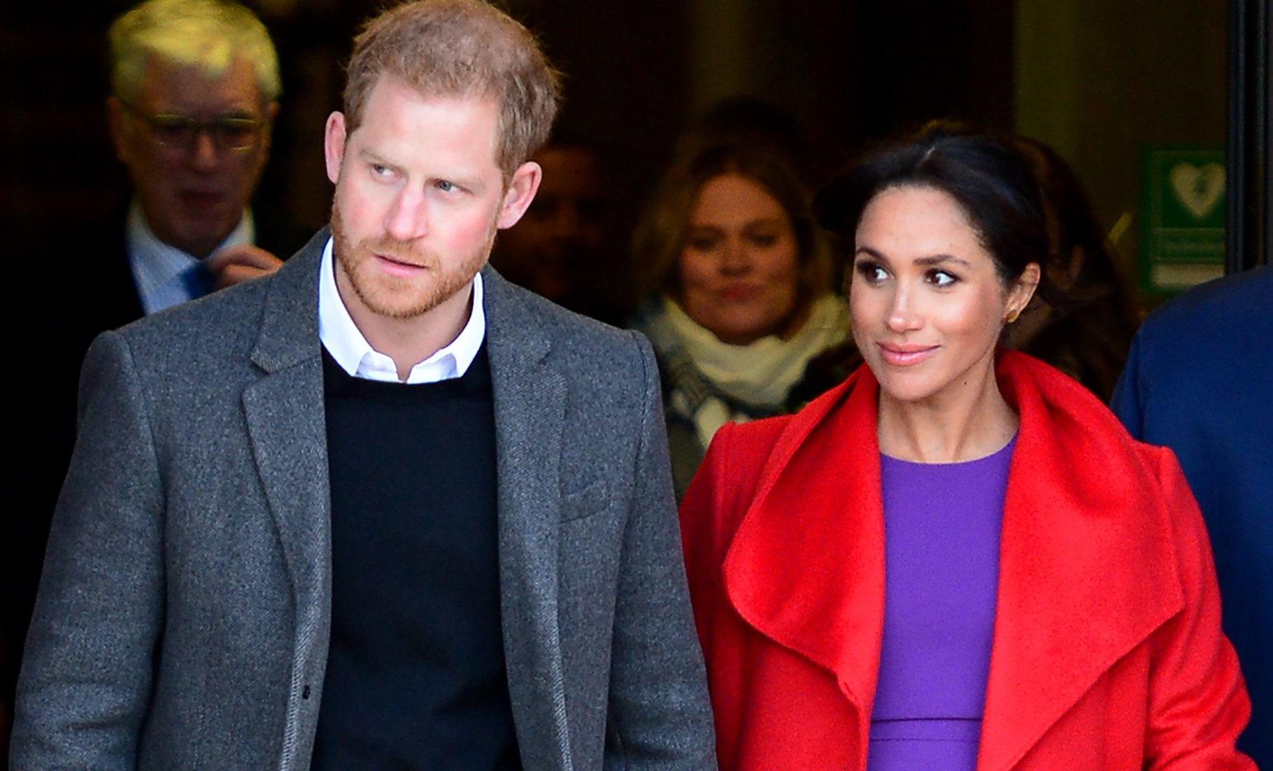 Meghan Markle y el príncipe Harry darán exclusiva entrevista en televisión a Oprah Winfrey