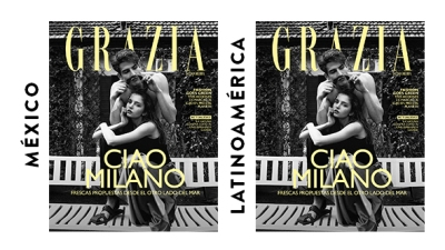 Grazia México y Latinoamérica edición abril 2021