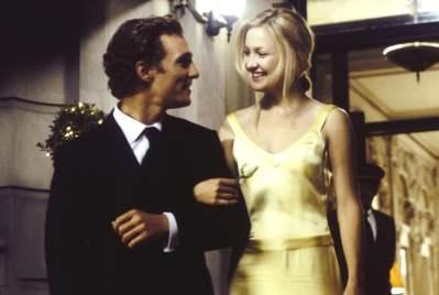 Kate Hudson no sabe dónde está el vestido que usó en Cómo perder a un hombre en 10 días