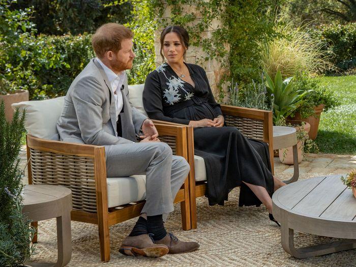 Todo lo que Meghan y Harry confesaron en su entrevista con Oprah Winfrey
