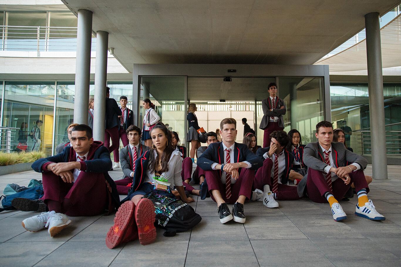 ¡Ya hay fecha de estreno para la cuarta temporada de Élite!