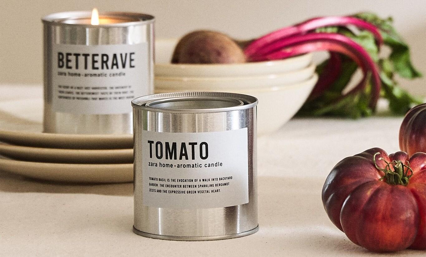 Estas son las nuevas velas aromáticas que no esperabas de Zara Home