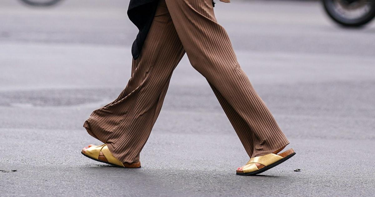 8 sandalias que amamos para nuestros outfits de primavera-verano