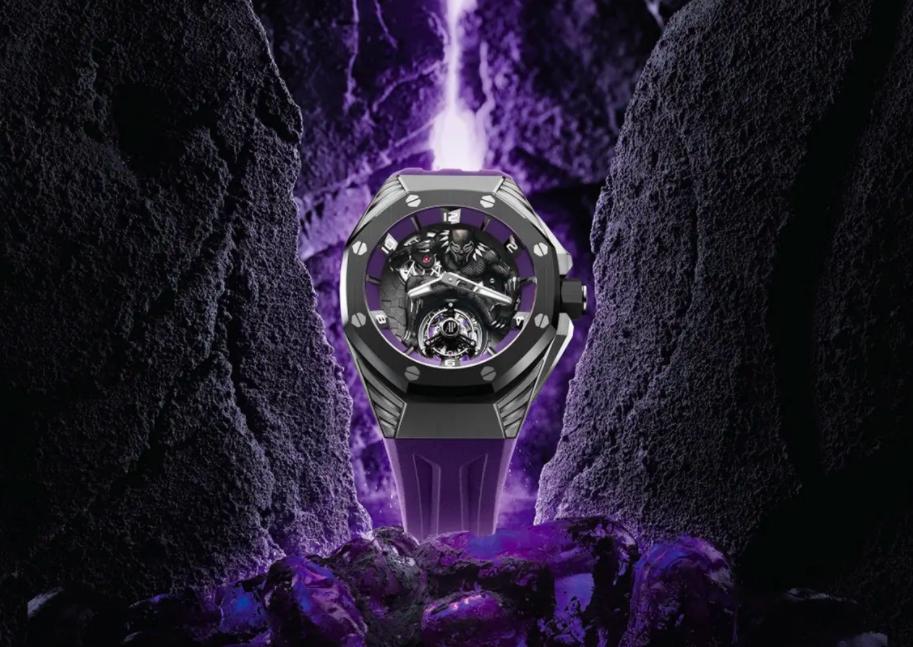 Este nuevo reloj de Audemars Piguet es nuestra nueva obsesión
