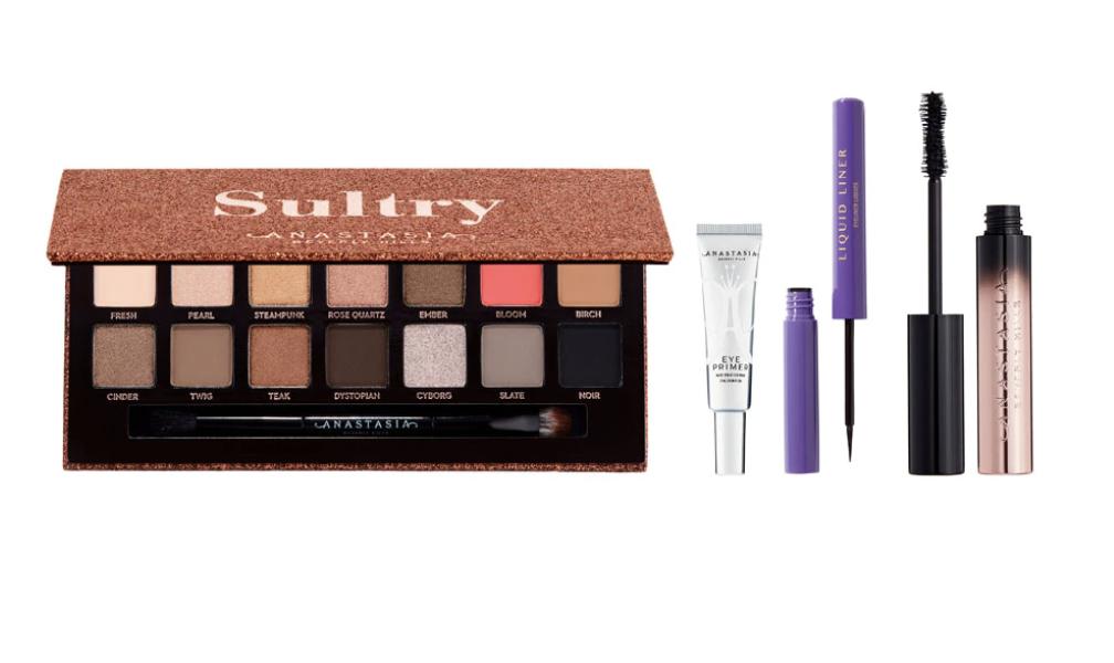 Logra los beauty looks más bonitos de la temporada con estas 5 paletas de sombras