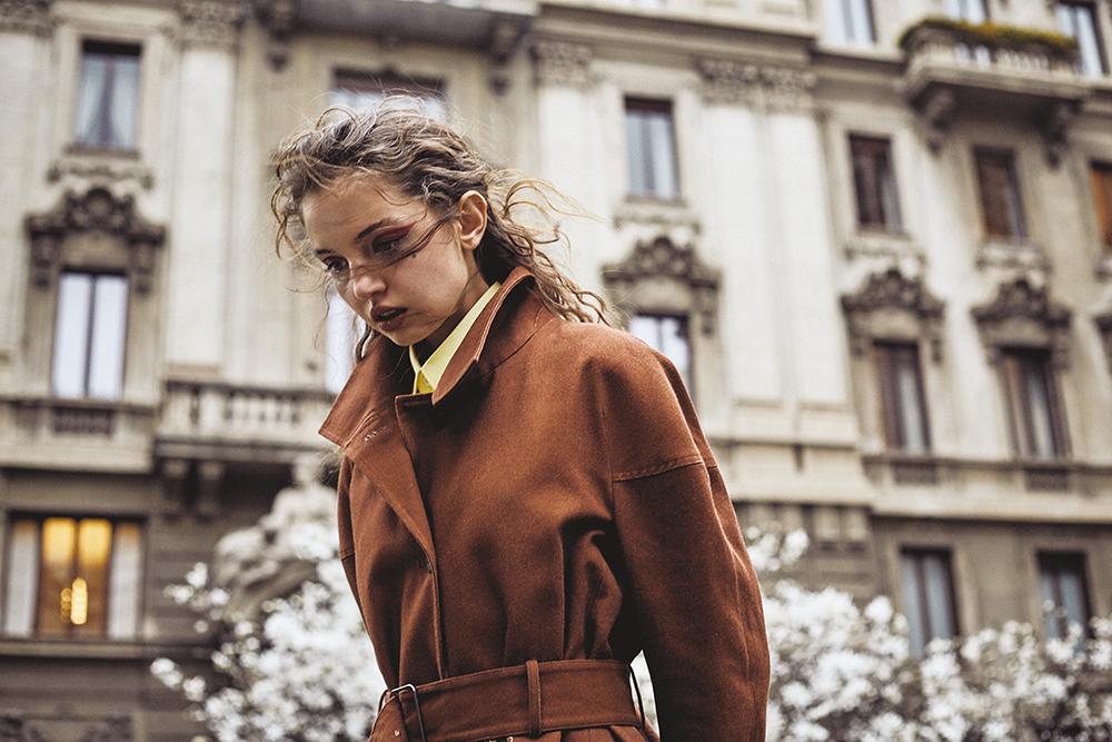 Déjate conquistar por la visión fresca y primaveral de Salvatore Ferragamo desde Milán