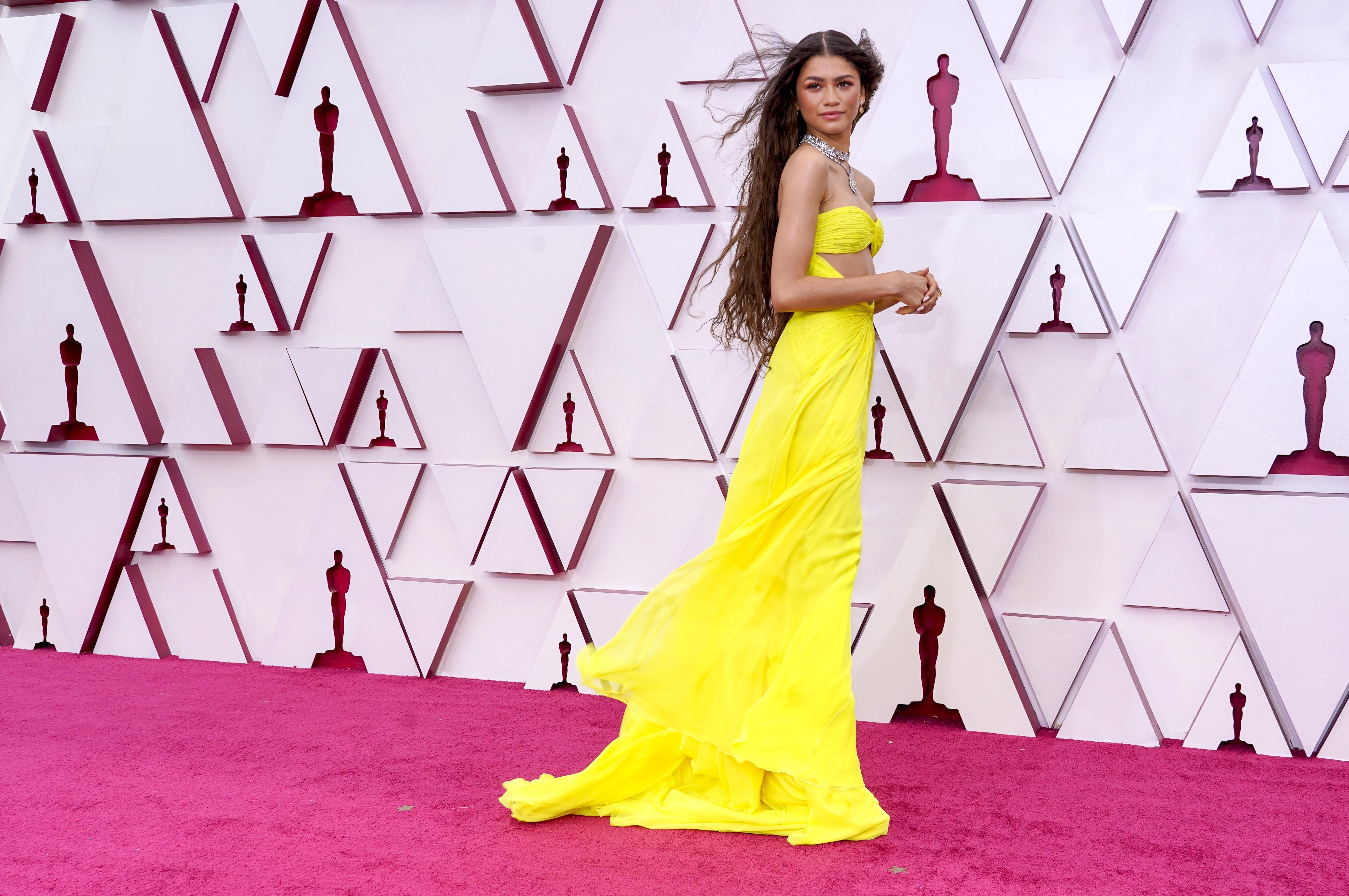 Oscars 2021: elegimos a las 10 mejor vestidas de la alfombra roja