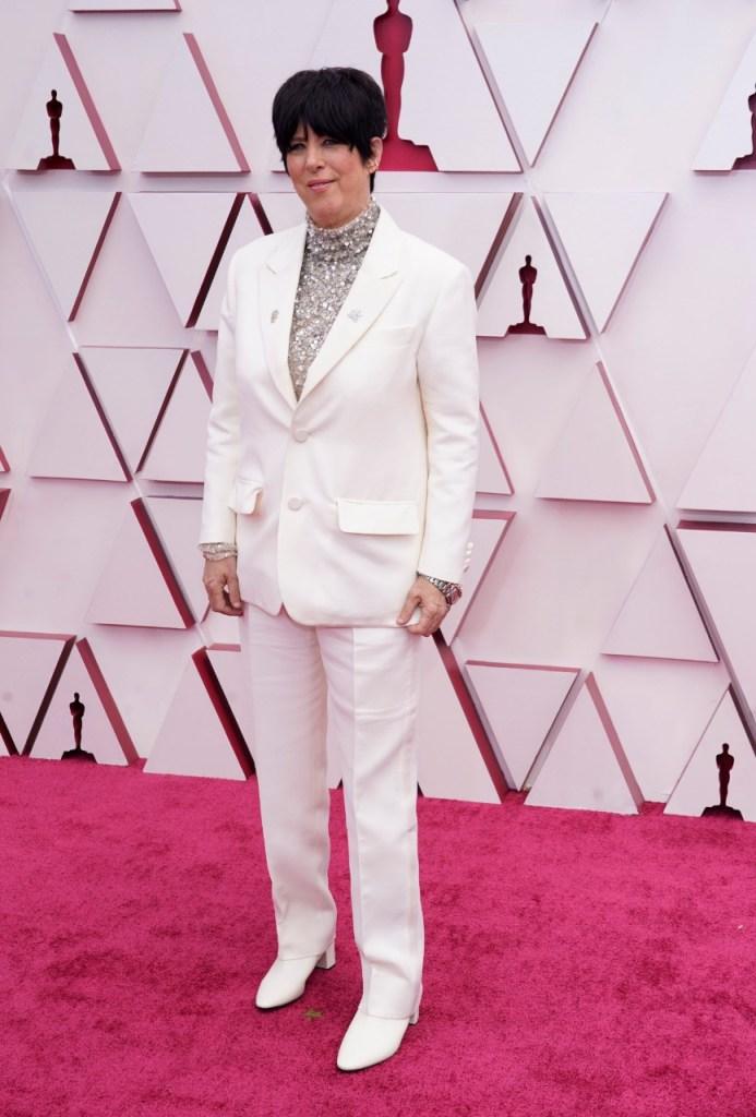 Oscars 2021: los mejores looks de la alfombra roja