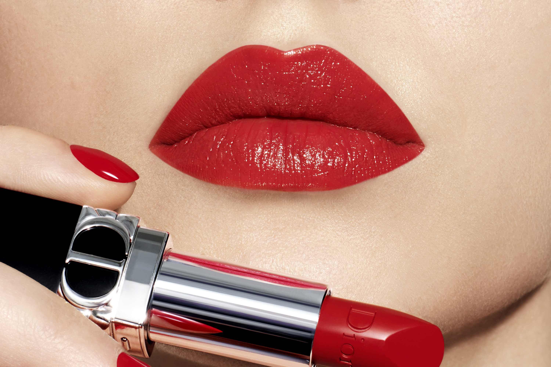 Rouge Dior, el nuevo labial joya recargable