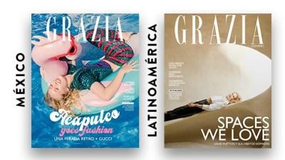 Grazia México y Latam mayo 2021