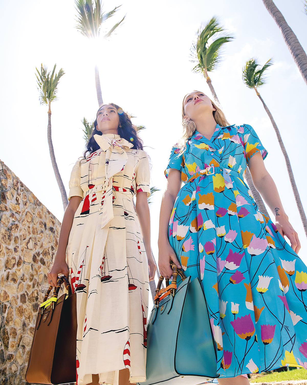 Cuando calienta el sol: enamórate de la primavera-verano de Gucci desde Acapulco