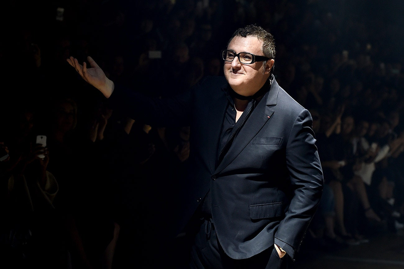 Muere el diseñador Alber Elbaz, ex de Lanvin