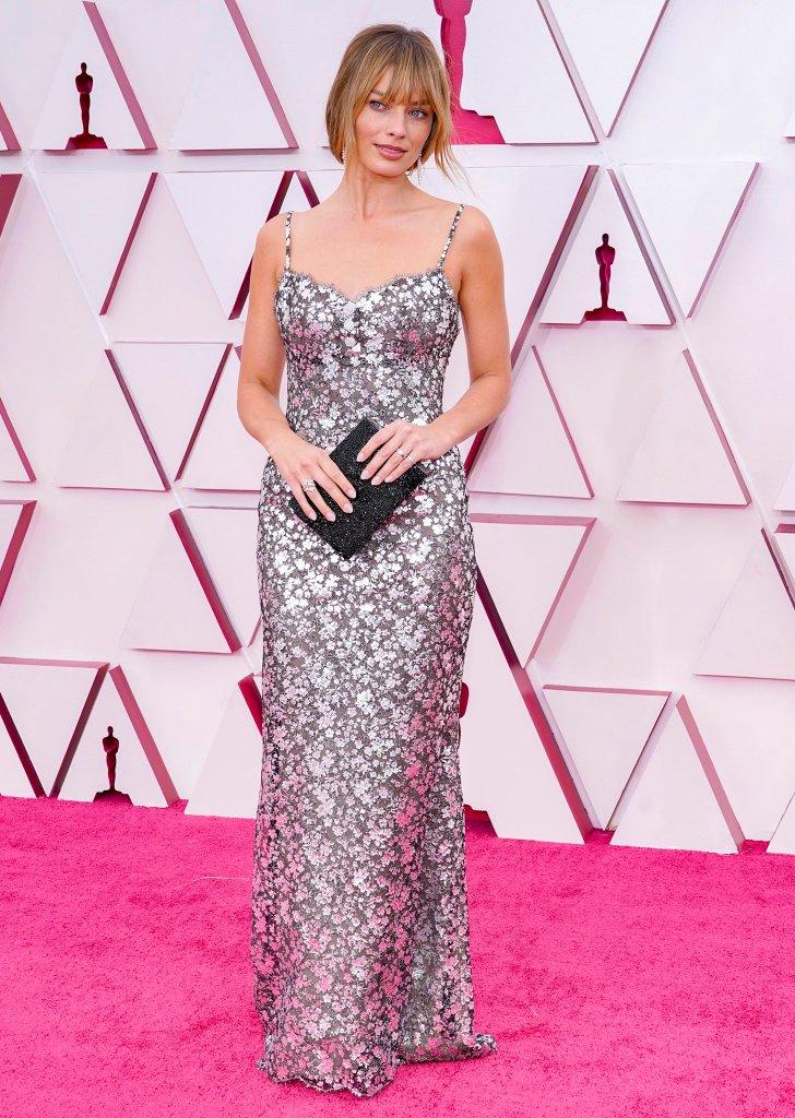 Margot Robbie. Oscars 2021: los mejores looks de la alfombra roja