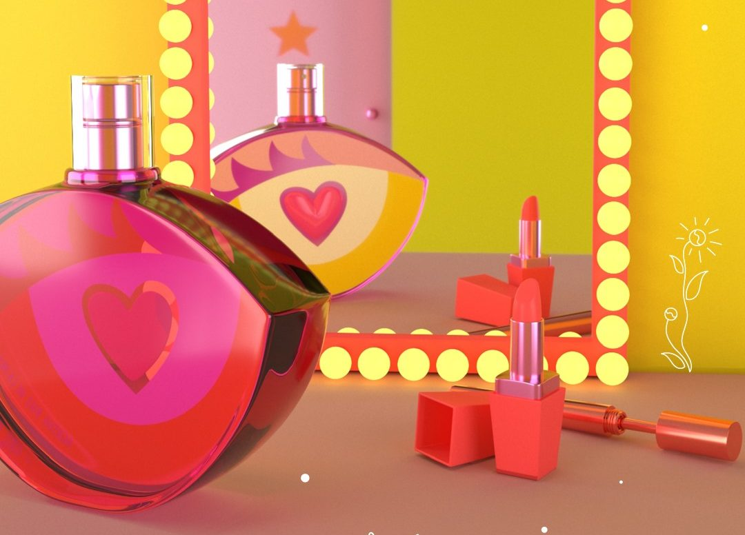 Look de Agatha Ruiz de la Prada: ¡Conoce a tu perfume favorito!