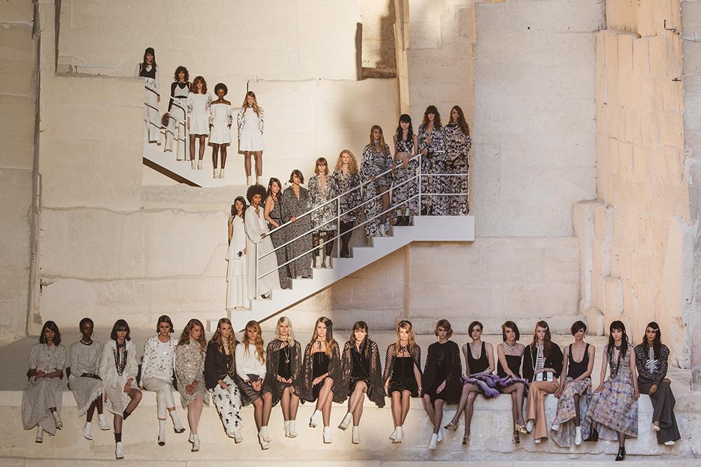 5 lecciones de estilo que aprendimos con la colección Crucero 2021 de Chanel