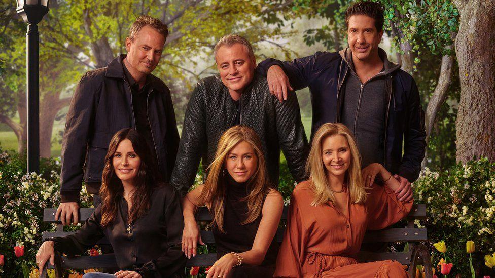 Los 6 mejores momentos de 'Friends: The Reunion' | Grazia México y  Latinoamérica