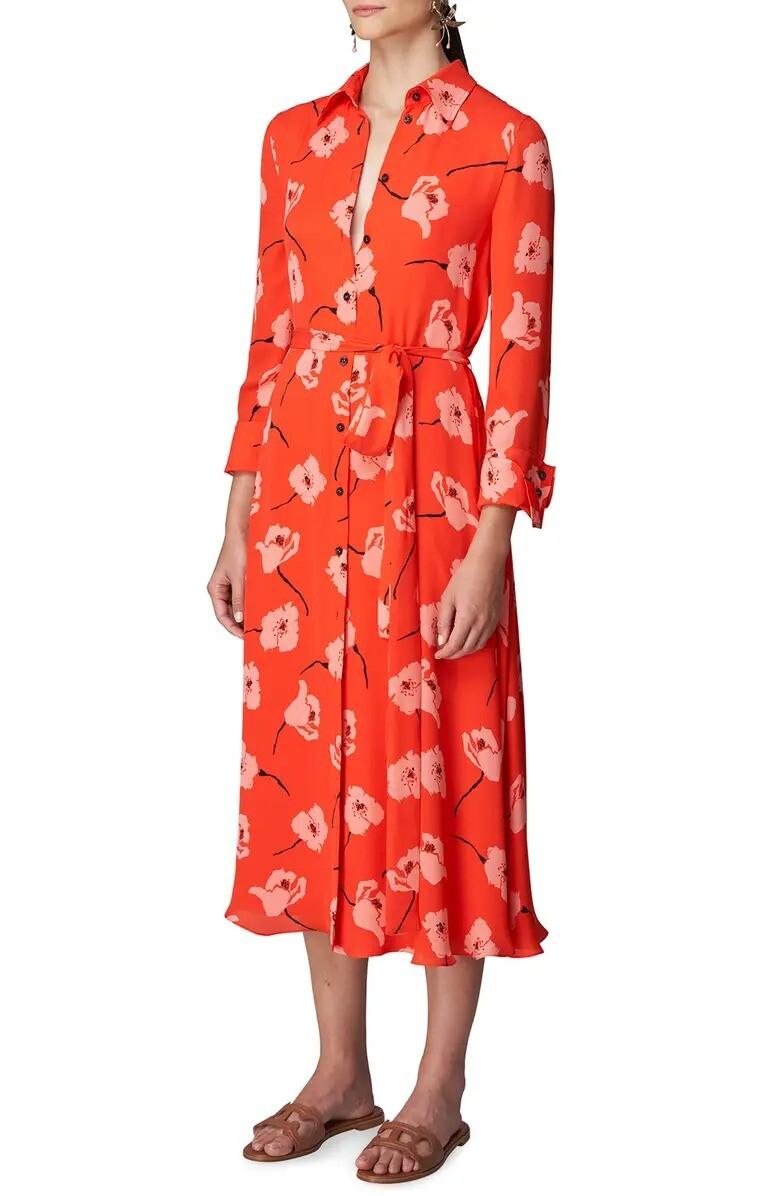 Meghan Markle reaparece con el vestido perfecto de primavera