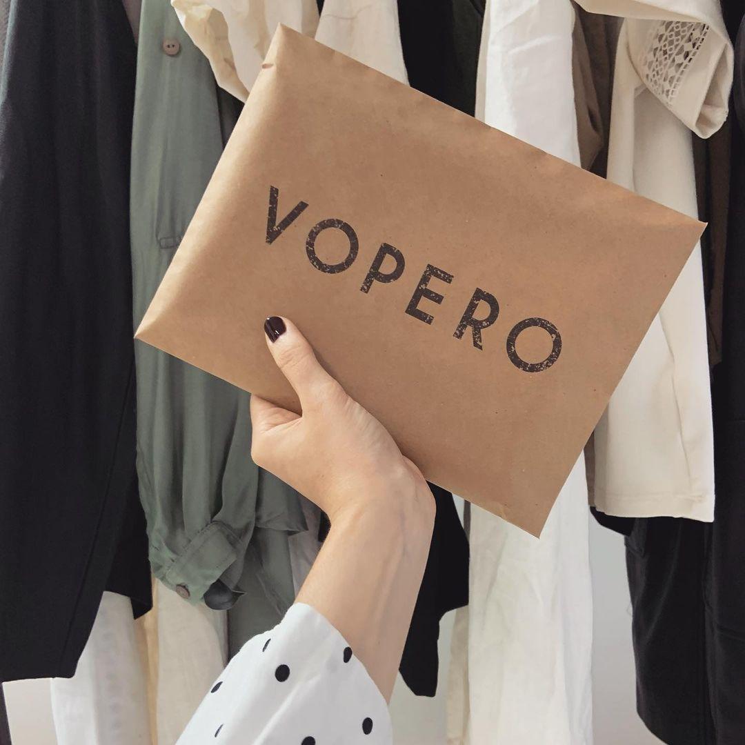 Vopero: la plataforma de moda que te permite tener una experiencia sustentable