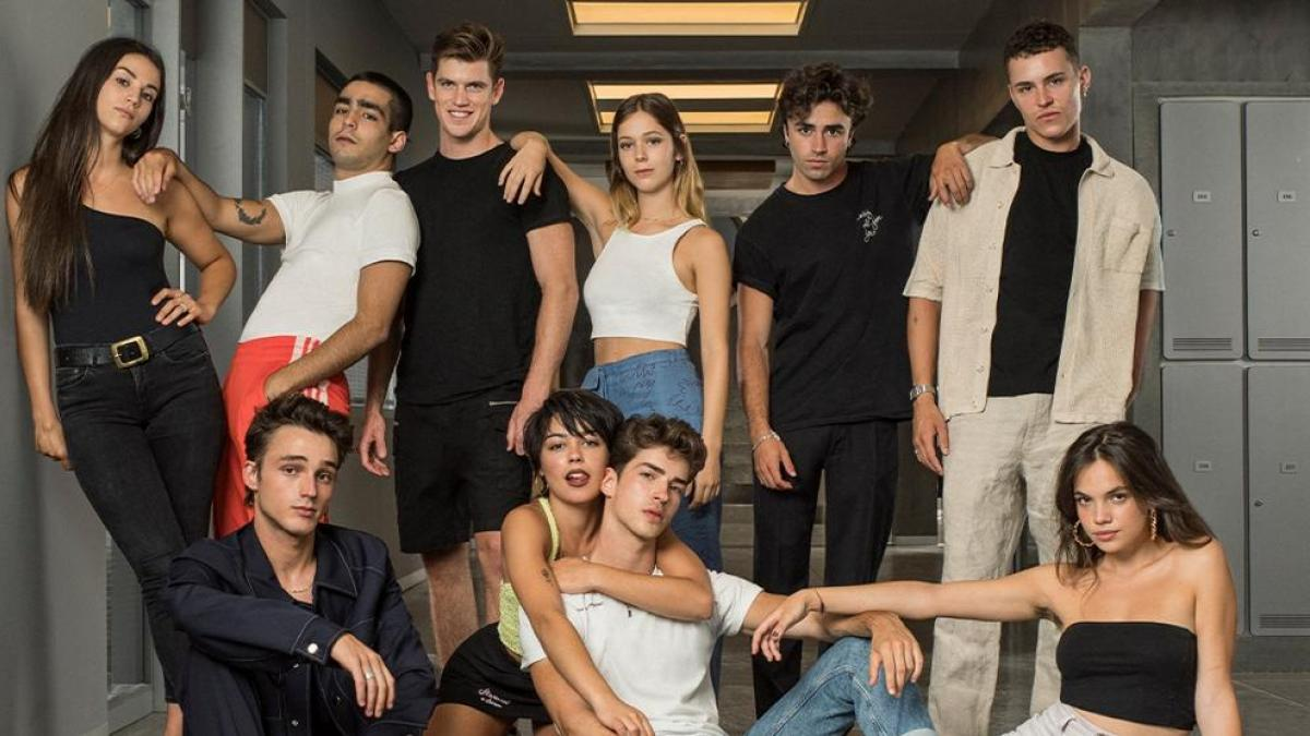 Cuarta temporada de Élite y los demás estrenos de Netflix en junio
