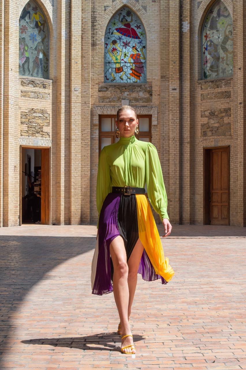 Alfredo Martínez y C.A.N.C.I.N.O. celebran en Monterrey 15 años de Fashion Week México