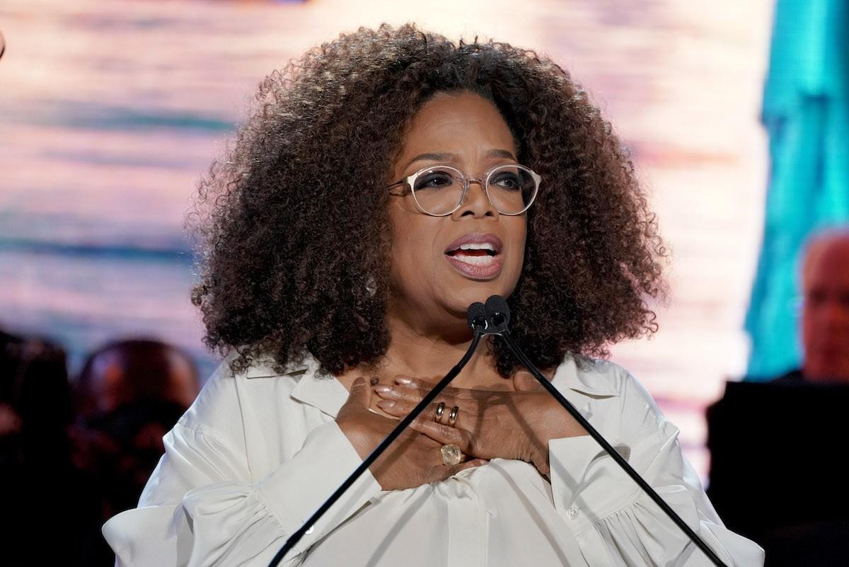 The Me You Can't See: Oprah Winfrey revela haber sido violada de niña por su primo de 19 años