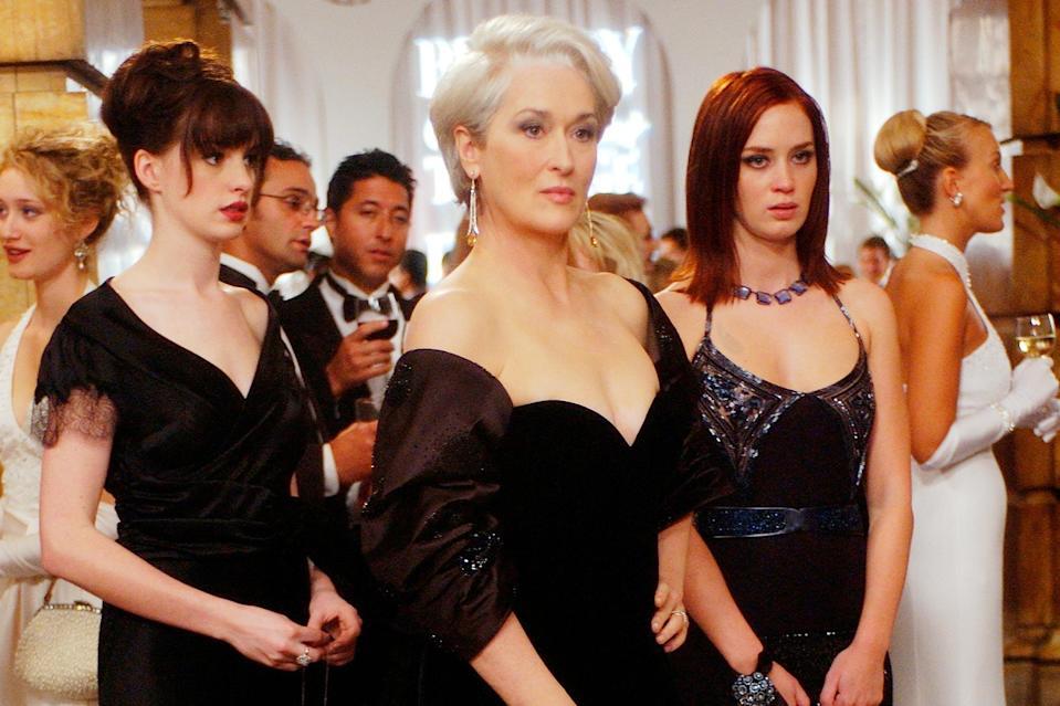¡Tienes que ver la reunión virtual de Meryl Streep, Anne Hathaway y el elenco de The Devil Wears Prada!