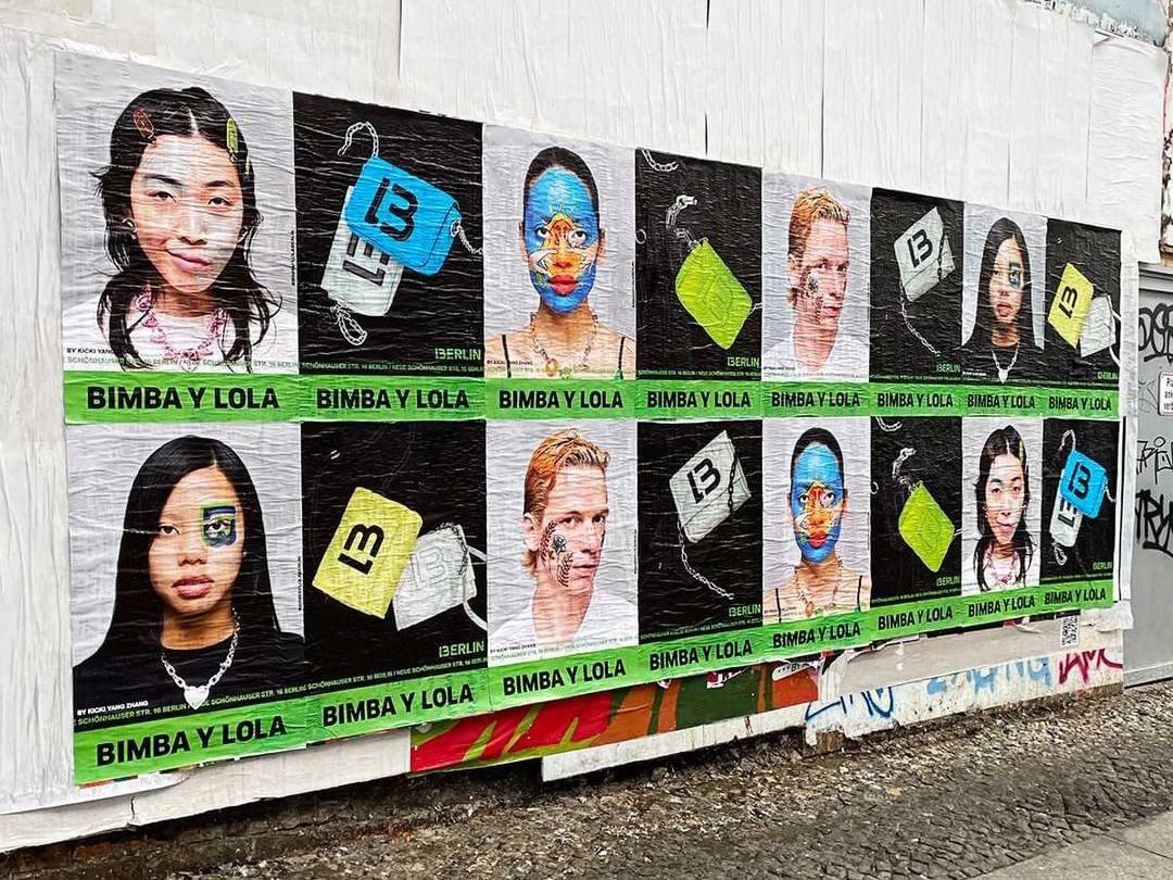 BIMBA Y LOLA X KICKI YANG ZHANG: La colaboración dónde el maquillaje y la moda se funden