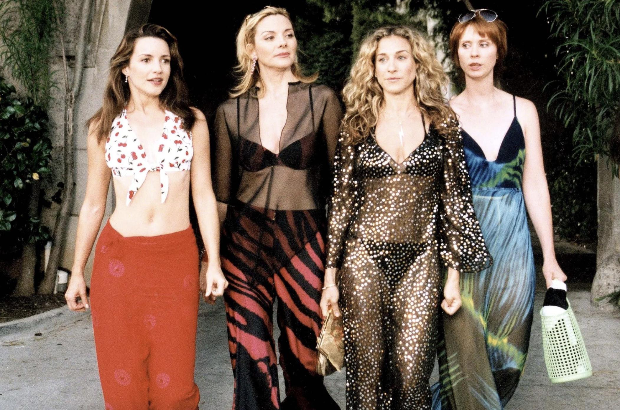 La Generación Z está trayendo de regreso todas las tendencias de la moda en los 2000