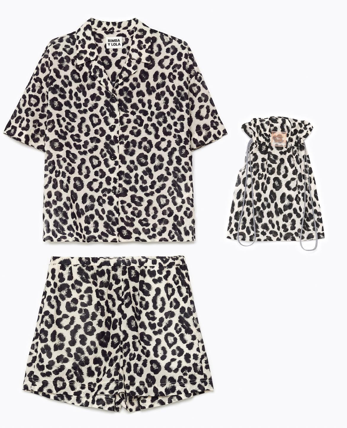 Current obsession: los nuevos pijamas (total look) de Bimba y Lola