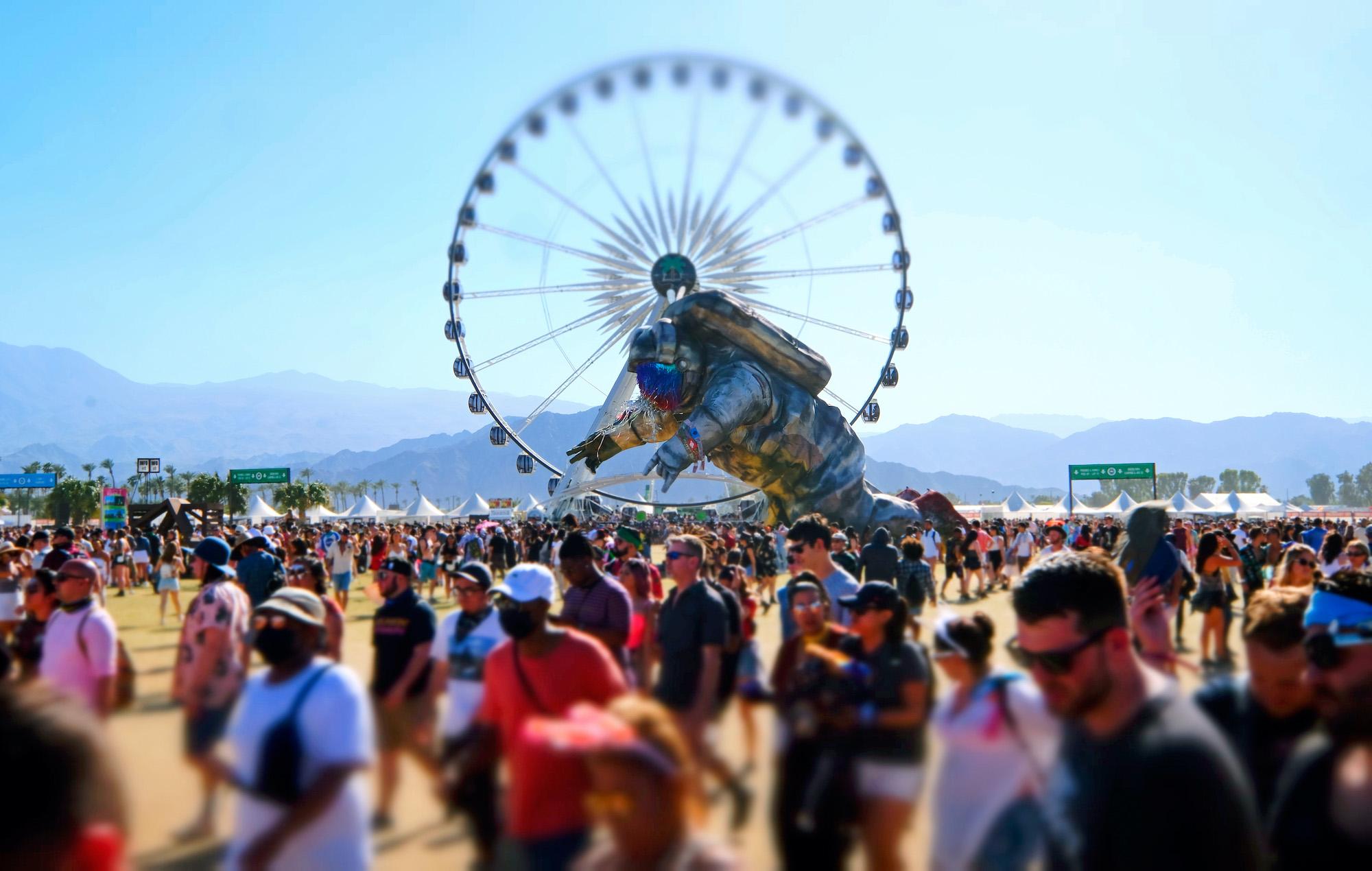 ¡Coachella anuncia su regreso para 2022!