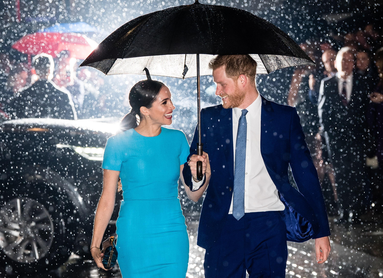 'Harry y Meghan: terremoto en la Casa de Windsor', el nuevo documental de los duques de Sussex en Prime Video