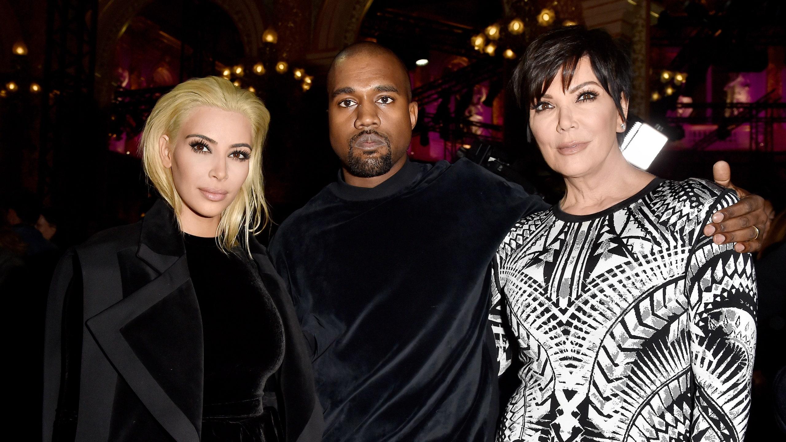Kanye West da 'unfollow' a Kim Kardashian y a su familia en Twitter