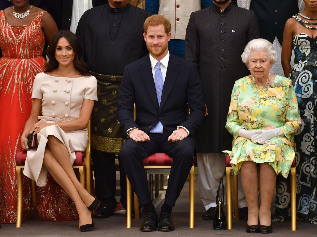 ¿La reina Elizabeth no dio autorización a Meghan Markle y el príncipe Harry de nombrar a su hija 'Lilibet'?