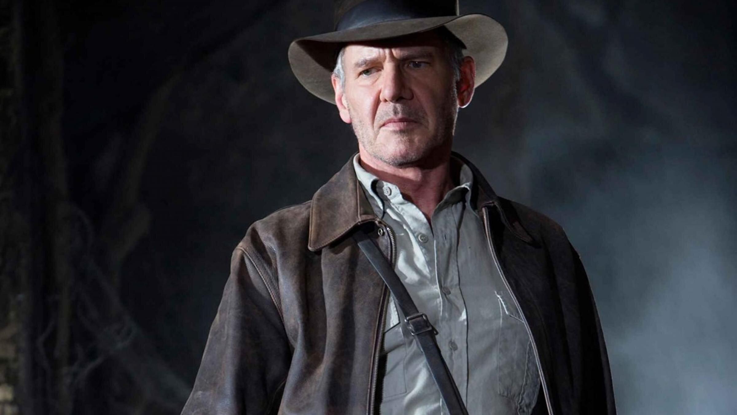 Con Harrison Ford como Indiana Jones: ¿comienza la era de los superhéroes viejos?