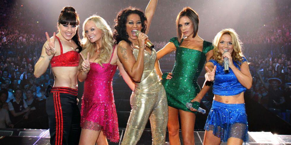 ¡Las Spice Girls lanzan un nuevo sencillo desde 'Wannabe'!