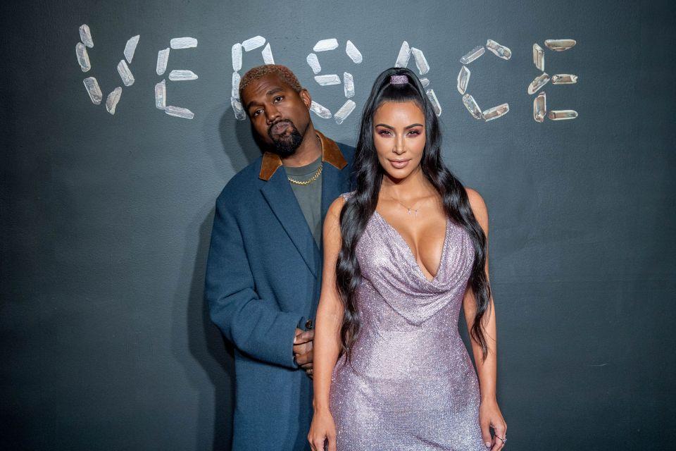 Kim Kardashian felicita cariñosamente a Kanye West por su cumpleaños