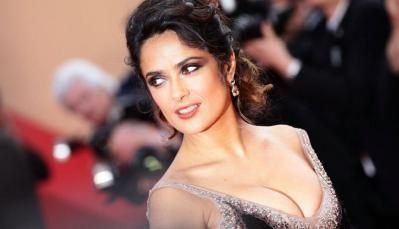 Salma Hayek tendrá su estrella en el Paseo de la Fama de Hollywood