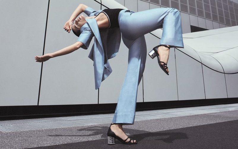 Let's Dance: la nueva colección de zapatos para 'bailar con Ferragamo'