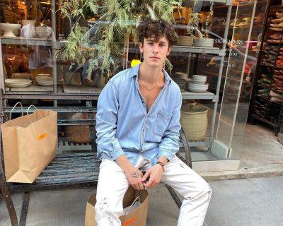 Shawn Mendes confesó cómo le afectó ver sus fotografías junto a Calvin Klein