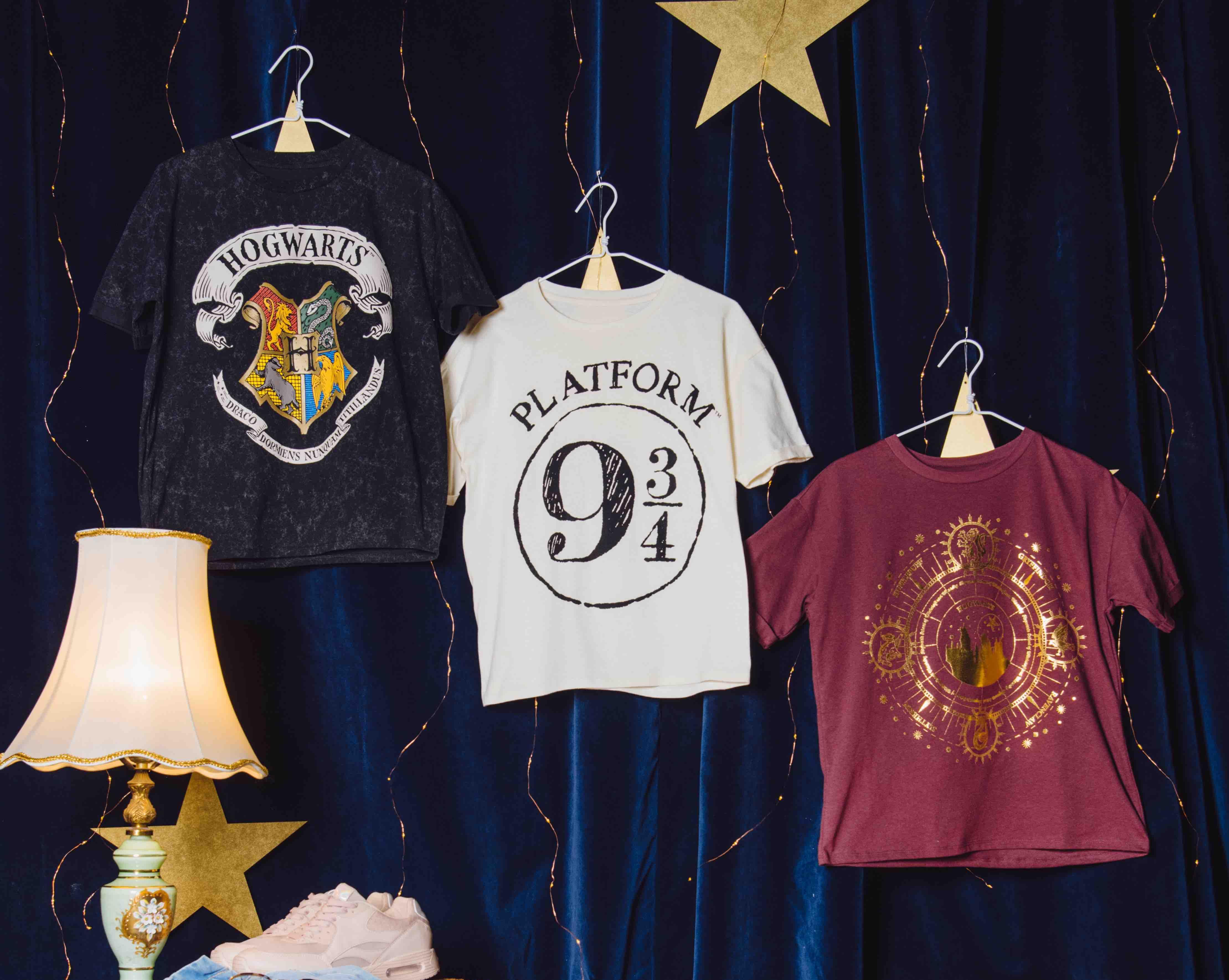 C&A X Harry Potter: La colaboración que te hará parte de Hogwarts