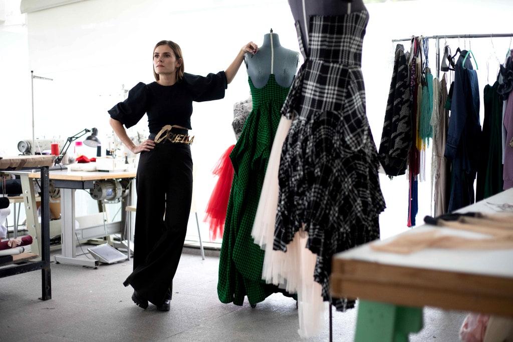 Alexia Ulibarri diseñadora de moda