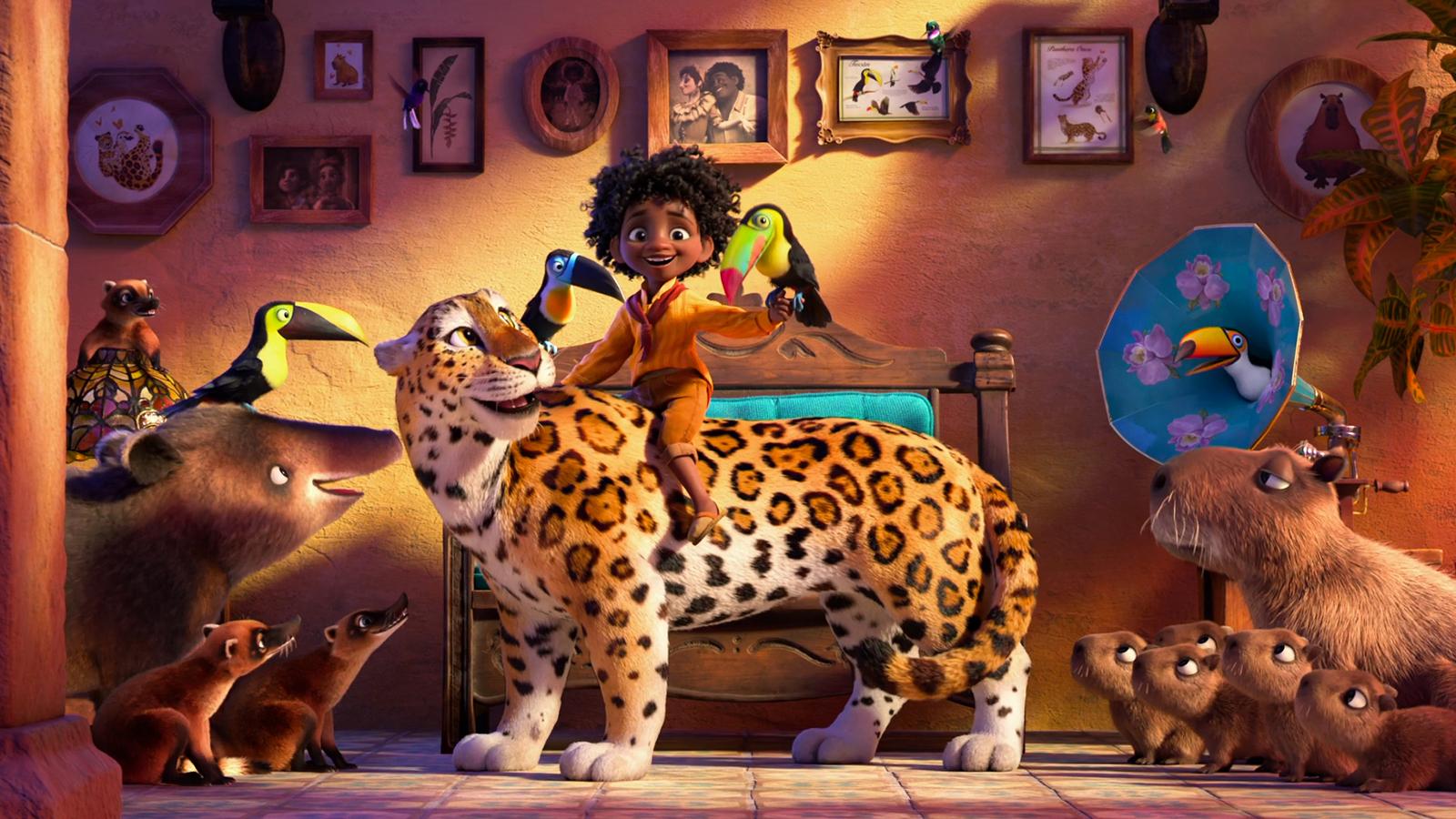 Este es el trailer de 'Encanto', la nueva película de Disney inspirada en Colombia