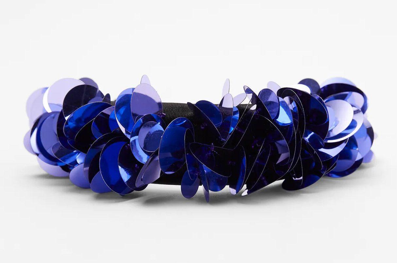 Zara trae de regreso las diademas muy elaboradas para el verano