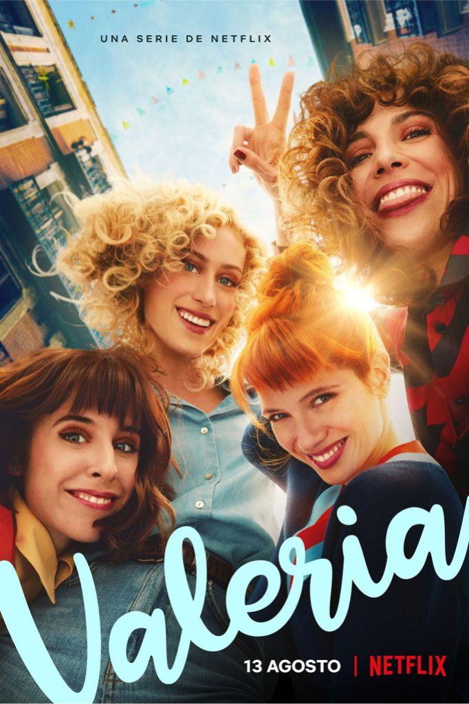 ¡Ya hay fecha de estreno para la segunda temporada de Valeria, en Netflix!