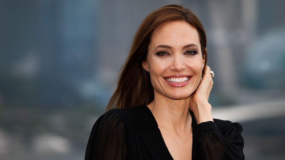 Angelina Jolie rompe récord en Instagram con su nueva cuenta